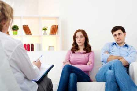 زوج درمانی وخانواده درمانی