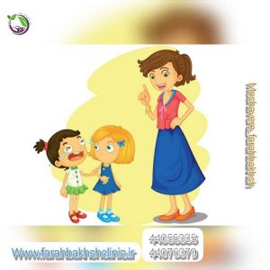 واکنش به رفتار ناشایست کودک