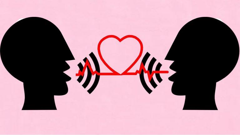 حرف زدن در رابطه عاطفی پیام های نیش دار